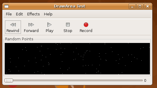 drawarea screen